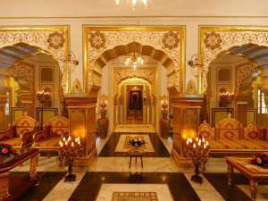 Raj Palace Hotel w Jaipur, Indie