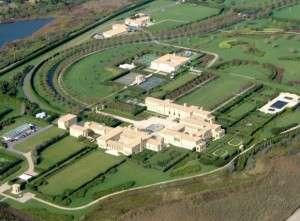 Fair Field, Sagaponack, N.Y. Wartość nieruchomości : około 248,5 mln dol. Forbes