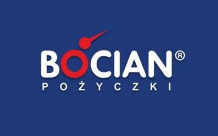 bocian pożyczki logo